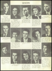 Page 15, 1952 Edition, Springdale High School - Bulldog Yearbook (Springdale, AR) online yearbook collection