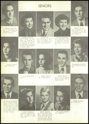 Page 16, 1952 Edition, Springdale High School - Bulldog Yearbook (Springdale, AR) online yearbook collection