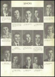 Page 17, 1952 Edition, Springdale High School - Bulldog Yearbook (Springdale, AR) online yearbook collection