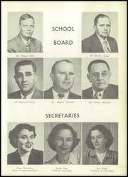 Page 9, 1952 Edition, Springdale High School - Bulldog Yearbook (Springdale, AR) online yearbook collection