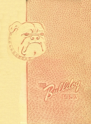 1953 Edition, Springdale High School - Bulldog Yearbook (Springdale, AR)