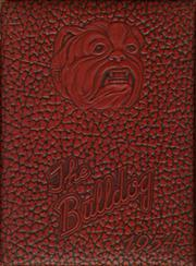 1954 Edition, Springdale High School - Bulldog Yearbook (Springdale, AR)