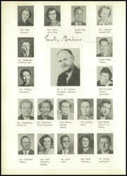 Page 10, 1954 Edition, Springdale High School - Bulldog Yearbook (Springdale, AR) online yearbook collection