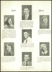 Page 12, 1954 Edition, Springdale High School - Bulldog Yearbook (Springdale, AR) online yearbook collection