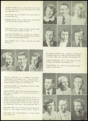 Page 13, 1954 Edition, Springdale High School - Bulldog Yearbook (Springdale, AR) online yearbook collection