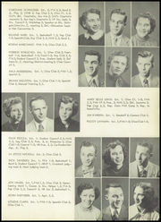 Page 15, 1954 Edition, Springdale High School - Bulldog Yearbook (Springdale, AR) online yearbook collection