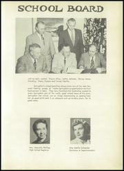 Page 9, 1954 Edition, Springdale High School - Bulldog Yearbook (Springdale, AR) online yearbook collection