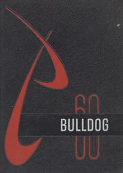 1960 Edition, Springdale High School - Bulldog Yearbook (Springdale, AR)