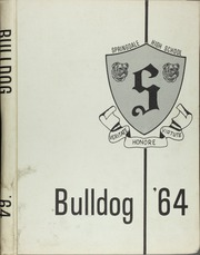 1964 Edition, Springdale High School - Bulldog Yearbook (Springdale, AR)