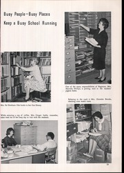 Page 17, 1964 Edition, Springdale High School - Bulldog Yearbook (Springdale, AR) online yearbook collection
