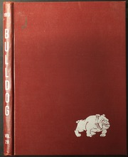 1969 Edition, Springdale High School - Bulldog Yearbook (Springdale, AR)