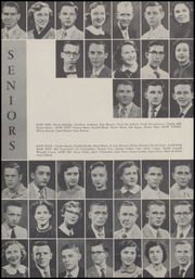 Page 14, 1954 Edition, Fayetteville High School - Amethyst Yearbook (Fayetteville, AR) online yearbook collection