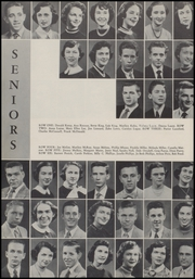 Page 16, 1954 Edition, Fayetteville High School - Amethyst Yearbook (Fayetteville, AR) online yearbook collection