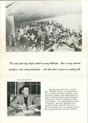 Page 8, 1956 Edition, Fayetteville High School - Amethyst Yearbook (Fayetteville, AR) online yearbook collection