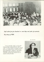 Page 9, 1956 Edition, Fayetteville High School - Amethyst Yearbook (Fayetteville, AR) online yearbook collection