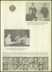 Page 61, 1958 Edition, Fayetteville High School - Amethyst Yearbook (Fayetteville, AR) online yearbook collection