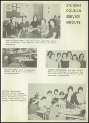 Page 67, 1958 Edition, Fayetteville High School - Amethyst Yearbook (Fayetteville, AR) online yearbook collection