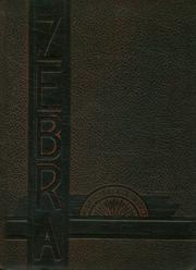 Pine Bluff High School - Zebra Yearbook (Pine Bluff, AR) online yearbook collection, 1937 Edition, Page 1