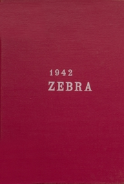 Pine Bluff High School - Zebra Yearbook (Pine Bluff, AR) online yearbook collection, 1942 Edition, Page 1
