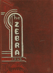 Pine Bluff High School - Zebra Yearbook (Pine Bluff, AR) online yearbook collection, 1946 Edition, Page 1