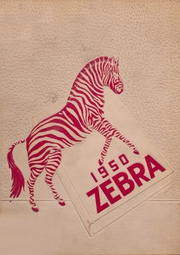 Pine Bluff High School - Zebra Yearbook (Pine Bluff, AR) online yearbook collection, 1950 Edition, Page 1