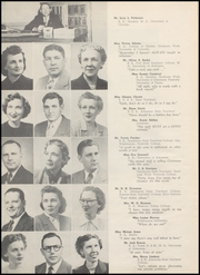Page 10, 1950 Edition, Pine Bluff High School - Zebra Yearbook (Pine Bluff, AR) online yearbook collection