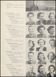 Page 11, 1950 Edition, Pine Bluff High School - Zebra Yearbook (Pine Bluff, AR) online yearbook collection