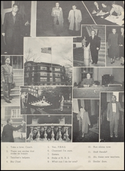 Page 12, 1950 Edition, Pine Bluff High School - Zebra Yearbook (Pine Bluff, AR) online yearbook collection