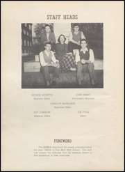 Page 6, 1950 Edition, Pine Bluff High School - Zebra Yearbook (Pine Bluff, AR) online yearbook collection