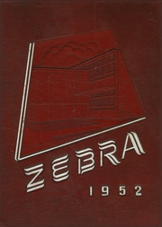 Page 1, 1952 Edition, Pine Bluff High School - Zebra Yearbook (Pine Bluff, AR) online yearbook collection
