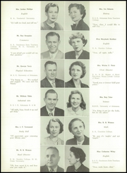 Page 14, 1952 Edition, Pine Bluff High School - Zebra Yearbook (Pine Bluff, AR) online yearbook collection