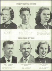 Page 17, 1952 Edition, Pine Bluff High School - Zebra Yearbook (Pine Bluff, AR) online yearbook collection