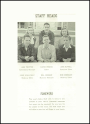 Page 6, 1952 Edition, Pine Bluff High School - Zebra Yearbook (Pine Bluff, AR) online yearbook collection