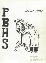 Page 5, 1960 Edition, Pine Bluff High School - Zebra Yearbook (Pine Bluff, AR) online yearbook collection