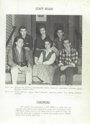 Page 7, 1960 Edition, Pine Bluff High School - Zebra Yearbook (Pine Bluff, AR) online yearbook collection