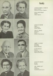 Page 10, 1952 Edition, Rogers High School - Mountaineer Yearbook (Rogers, AR) online yearbook collection