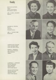 Page 11, 1952 Edition, Rogers High School - Mountaineer Yearbook (Rogers, AR) online yearbook collection