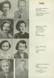 Page 12, 1952 Edition, Rogers High School - Mountaineer Yearbook (Rogers, AR) online yearbook collection