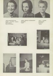 Page 13, 1952 Edition, Rogers High School - Mountaineer Yearbook (Rogers, AR) online yearbook collection