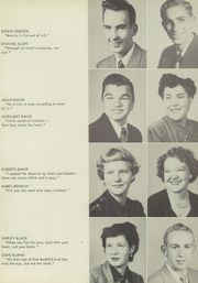 Page 17, 1952 Edition, Rogers High School - Mountaineer Yearbook (Rogers, AR) online yearbook collection