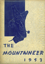 Page 1, 1953 Edition, Rogers High School - Mountaineer Yearbook (Rogers, AR) online yearbook collection
