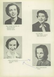 Page 10, 1953 Edition, Rogers High School - Mountaineer Yearbook (Rogers, AR) online yearbook collection