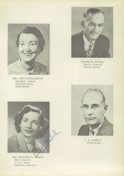 Page 11, 1953 Edition, Rogers High School - Mountaineer Yearbook (Rogers, AR) online yearbook collection