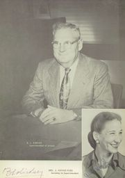Page 7, 1953 Edition, Rogers High School - Mountaineer Yearbook (Rogers, AR) online yearbook collection