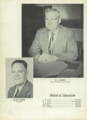 Page 8, 1954 Edition, Rogers High School - Mountaineer Yearbook (Rogers, AR) online yearbook collection