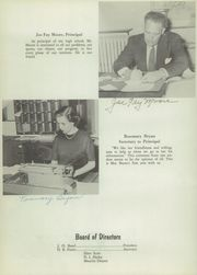 Page 10, 1955 Edition, Rogers High School - Mountaineer Yearbook (Rogers, AR) online yearbook collection