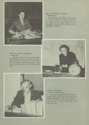 Page 11, 1955 Edition, Rogers High School - Mountaineer Yearbook (Rogers, AR) online yearbook collection