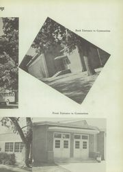 Page 7, 1955 Edition, Rogers High School - Mountaineer Yearbook (Rogers, AR) online yearbook collection