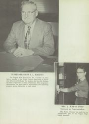 Page 9, 1955 Edition, Rogers High School - Mountaineer Yearbook (Rogers, AR) online yearbook collection