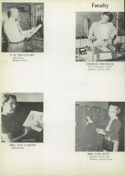 Page 12, 1957 Edition, Rogers High School - Mountaineer Yearbook (Rogers, AR) online yearbook collection